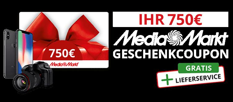 Geschenkcoupon Media Markt